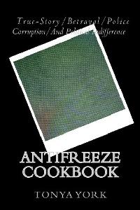 Antifreeze Cookbook Book Cover