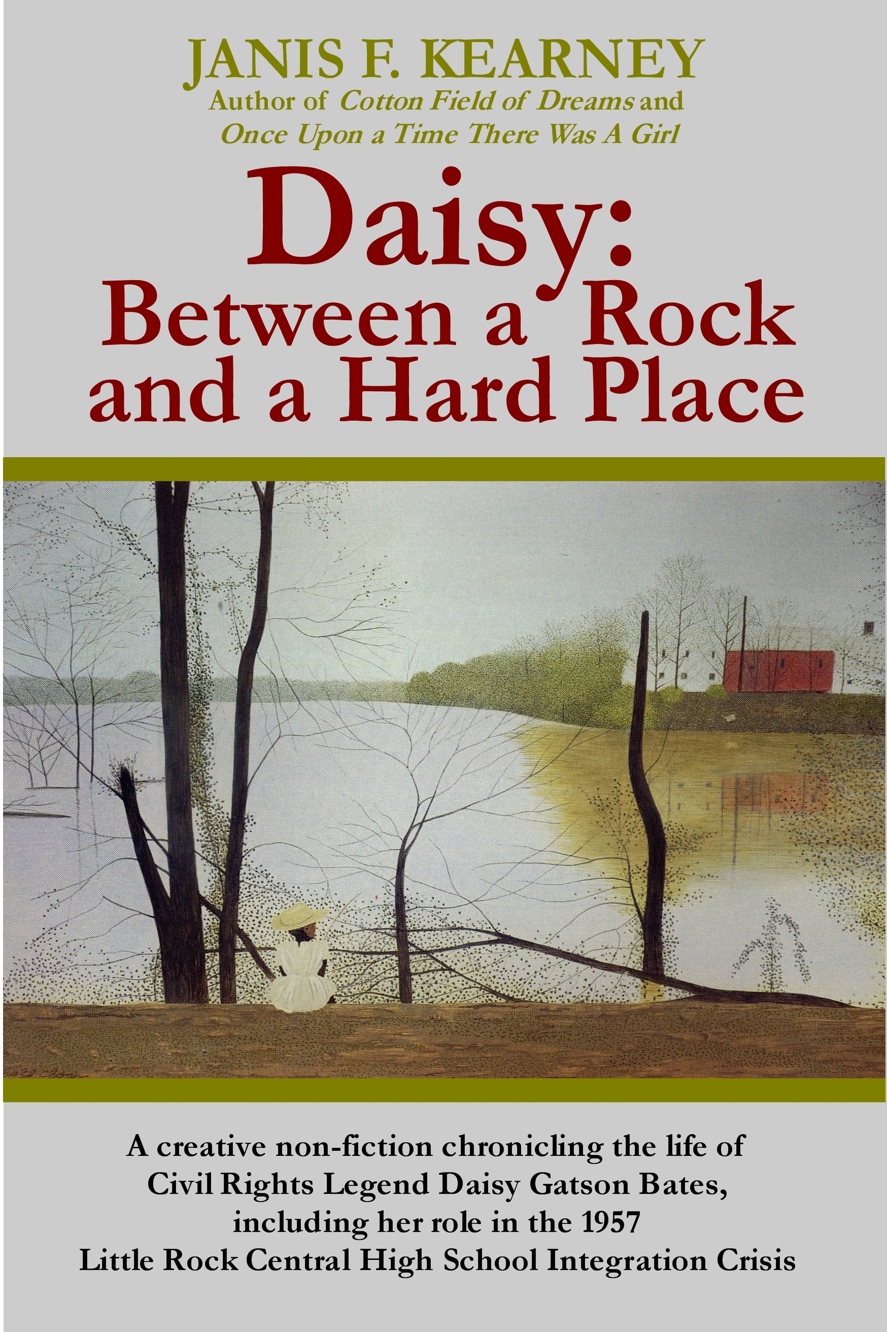 Daisy: Between a Rock and a Hard Place Book Cover