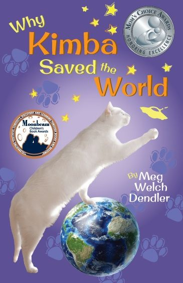 Why Kimba Saved the World Book Cover
