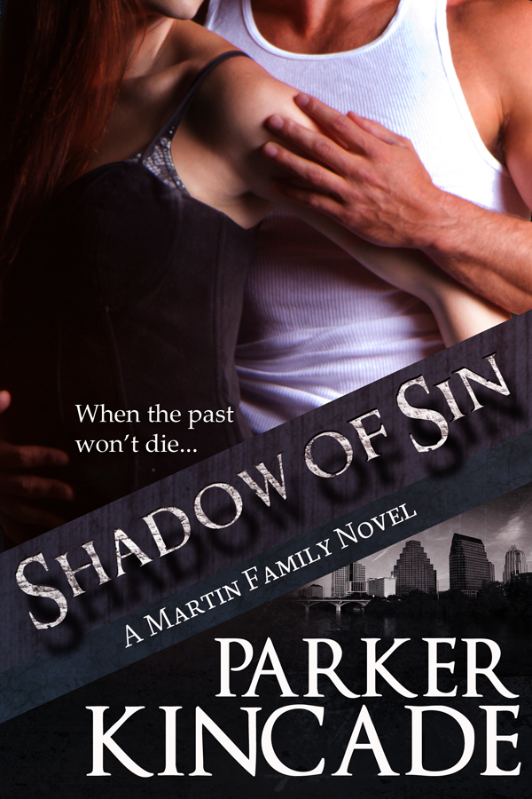 Shadow Of Sin Book Cover