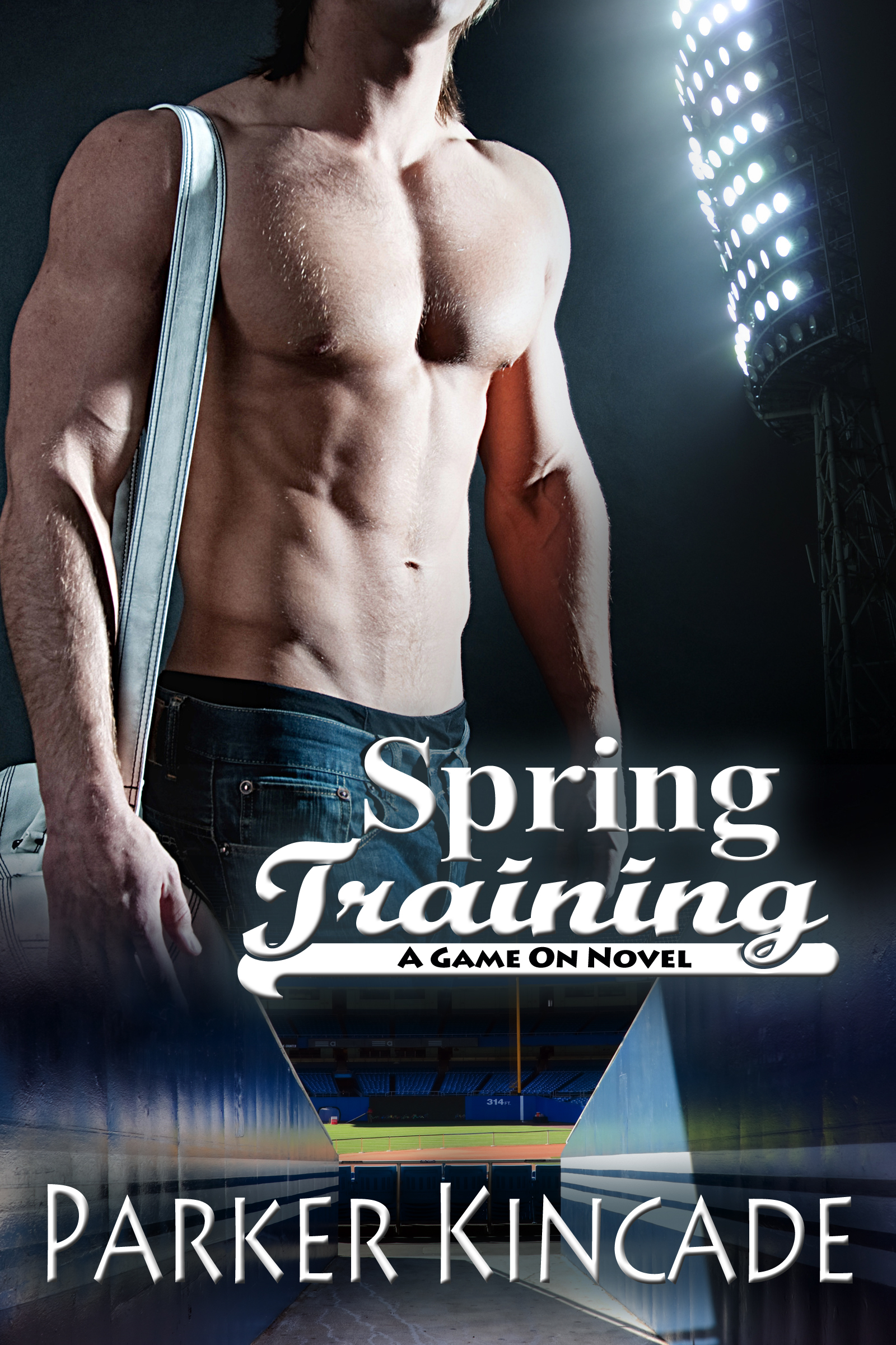 Spring Training Book Cover