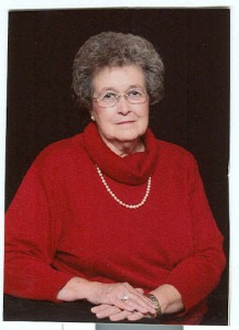 Mary Frances Hodges