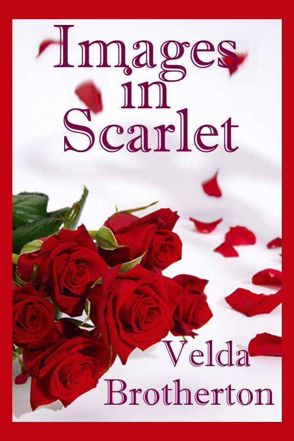 Images In Scarlet Book Cover