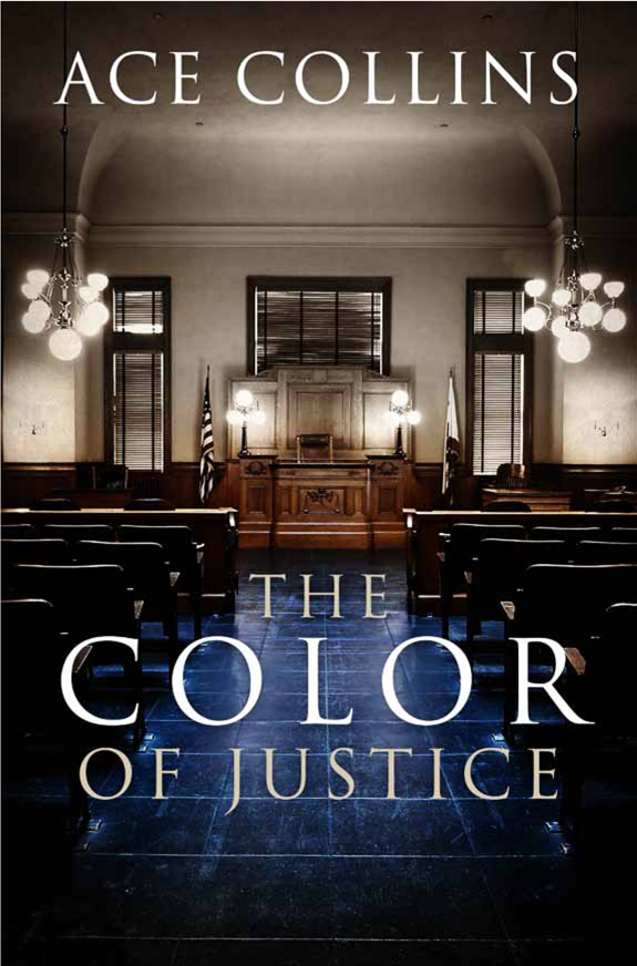 The Color of Justice Book Cover