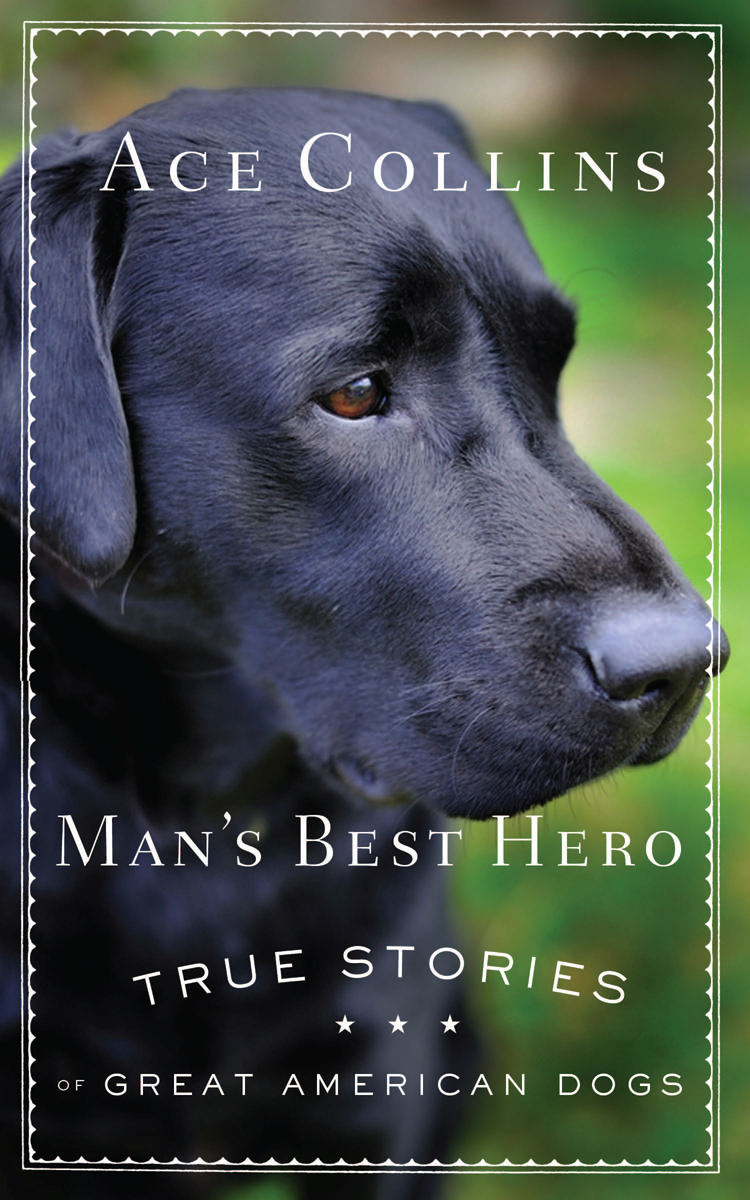 Man's Best Hero: True Stories of Great American Dogs Book Cover