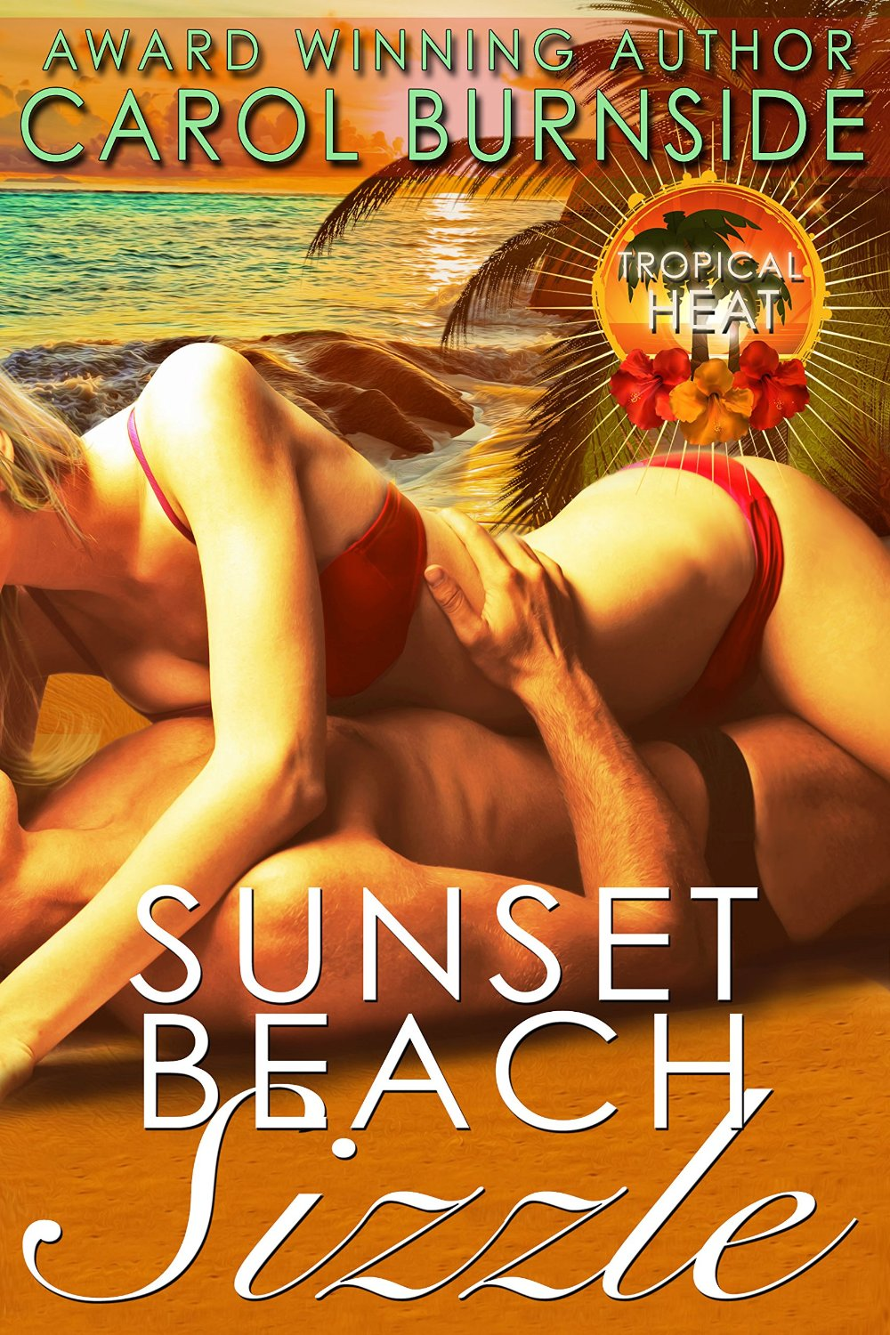 Sunset Beach Sizzle Book Cover