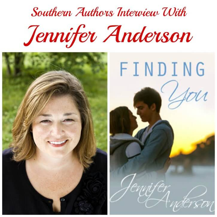 Imterview with Jennifer Anderson