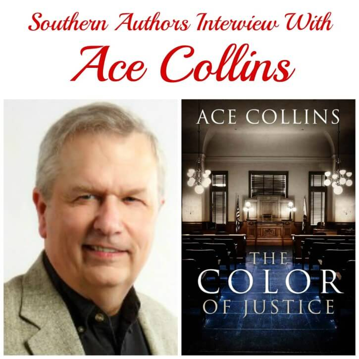 Interview with Ace Collins, author of The Color of Justice