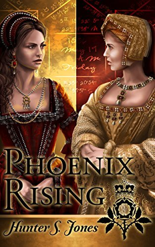 Phoenix Rising: A Novel of Anne Boleyn Book Cover