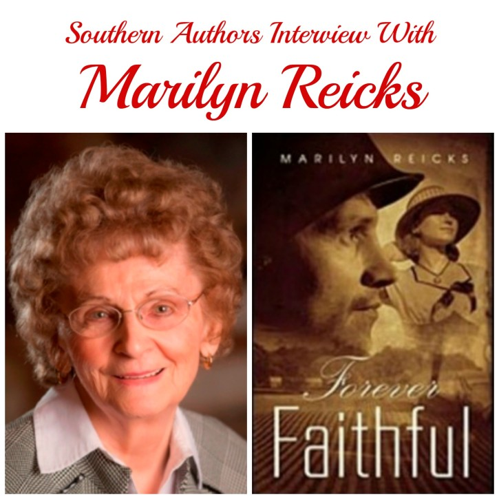 Interview with Marilyn Reicks, author of Forever Faithful | Southern Authors