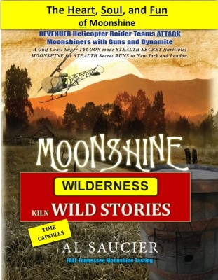 Moonshine Wilderness Kiln Wild Stories